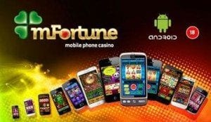 Play mFortune in-Browser or Download